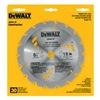 """DEWALT DW3161 6-1/2""""18T Carb Blade"""