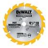 """DEWALT DW9155 6-1/2"""" 18T Fram Blade"""