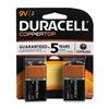 Procter & Gamble/Duracell MN1604B2Z DURA 2PK 9V Alk Battery
