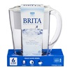 Clorox Sales Co Brita Div 35250 6C Space Saver Pitcher