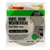 Thermwell V442H 1/4x1/8 GRY Foam Tape