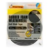 Frost King R338H 3/8X3/16 Blk Foam Tape