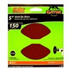 "Ali Industries 3003 3Pk 5""Sand Disc 40 Grit"