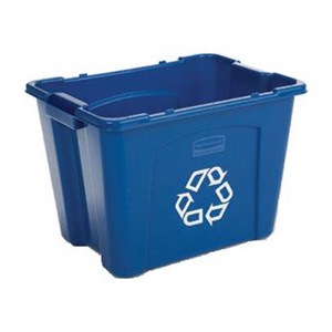 Rubbermaid Comm Prod 5714-73-BLUE