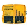 DEWALT DW1163 13PC BLK OX Dri Bit Set