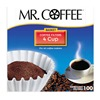 Mr. Coffee JR100 100Ct Coffee Filter