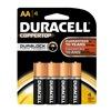 Procter & Gamble/Duracell MN1500B4Z DURA 4PK AA Alk Battery