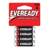 Eveready Battery Co 1212SW-4 ENER 4PK AAA HD Battery