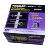 Mechanical Plastics Corp 30011 100PK 3/8-5/8 SP Anchor