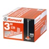 Ramset 07886 100Pk .300X3 Pin/Washer