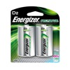 Energizer NH50BP-2 2PK D RCH NIMH Battery