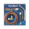 Turbotorch 0386G0247 LP-1 Torch Kit Propane/MAP-Pro Fuel,  Manual Ignitor