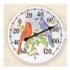 "Taylor 90178 6"" Thermometer Birds"
