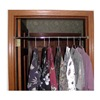 Knape & Vogt Mfg Co CD-0003 34-63 Closet/SHWR Rod
