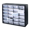 Akro Mils Inc 10724 24 Drawer Cabinet