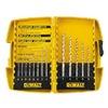 DEWALT DW1363 13Pc Titan Dril Bit Set