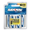 Rayovac 814-4 Rayo 4Pk C Alk Battery