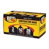 Berry Plastics Corp 1190270 20PK 42GAL BLK Cont Bag