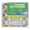 Flanders 82655.05203 20x25x5Air Clean Filter, Pack of 2