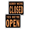 Hy-Ko Products SP-113 15X19 Open/Closed Sign, Pack of 5