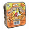 C & S Products CO Inc 12509 11OZ Peanut Suet Cake, Pack of 12