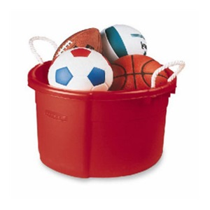 Rubbermaid 2976-87 RED