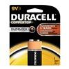 Procter & Gamble/Duracell MN1604B1Z DURA 9V Alk Battery