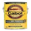 Cabot 1307-07 Gal Deep Ext Wb Stain, Pack of 4
