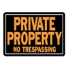 Hy-Ko Products 848 10X14 Private Prop Sign