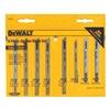 DEWALT DW3790 8Pc Jig Saw Blade Set
