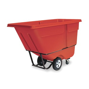 Rubbermaid FG130500RED