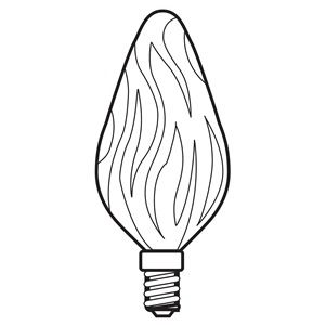 GE Lighting 15FC/AU CD 2