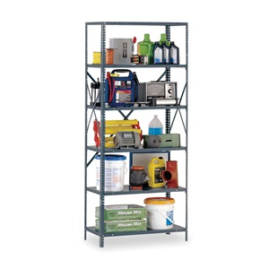 Approved Vendor 36X18  5 SHELFS