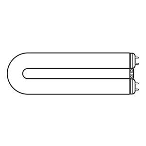 GE Lighting F40BL/U/3