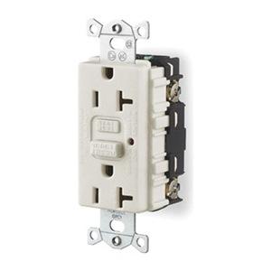 Hubbell Wiring Device-Kellems GF20WLA