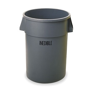 Rubbermaid FG264356GRAY