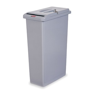 Rubbermaid FG9W1500LGRAY