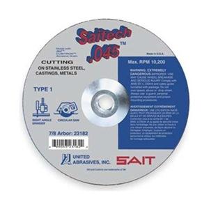United Abrasives-Sait 23177