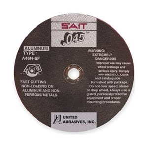 United Abrasives-Sait 23316