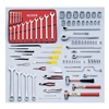 Proto J98310 SAEMaster Tool Set Number of Pieces: 92,  Primary Application: General Purpose