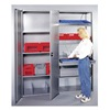 Schaefer FD2420 Full Height Divider, Galvanized Steel
