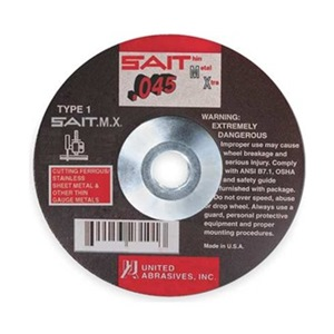 United Abrasives-Sait 23604