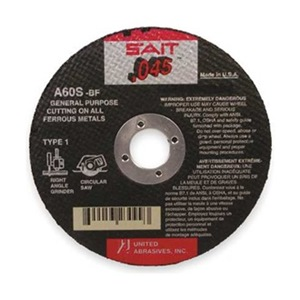 United Abrasives-Sait 23106