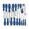 Westward 1CLF9 Assorted Combination Screwdriver Set Acetate,  Number of Pieces: 20