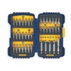 IRWIN 3057018 Fastener Drive Set, Size 1/4 In, 40 Pc
