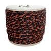 Approved Vendor 1VEL6 Polypropylene Rope, 3/8In, 600Ft, Blk/Org