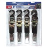 "Boxer Tools MM66 MM4PK1""x8'Camo Tie Down"