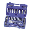 "Westward 1KEH7 3/8"" SAE and Metric Socket Set"