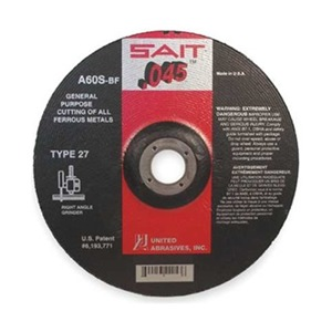 United Abrasives-Sait 22071