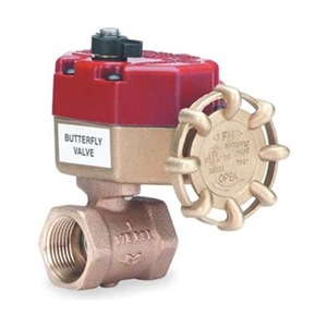 Milwaukee Valve BB-SCS02 1""